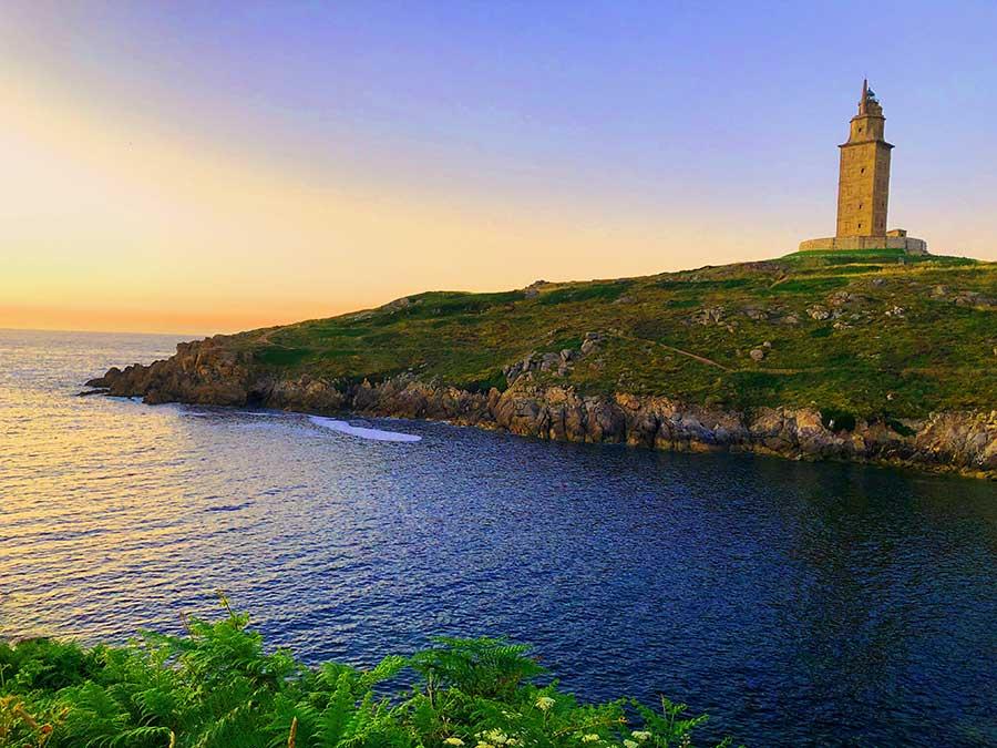El clima de Galicia y el albariño